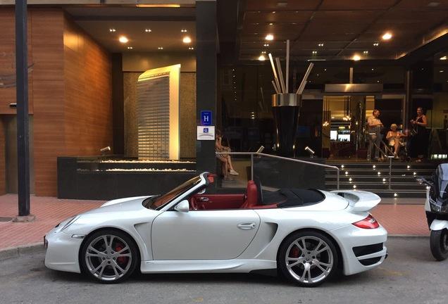 Porsche 997 Techart GT Street Cabriolet