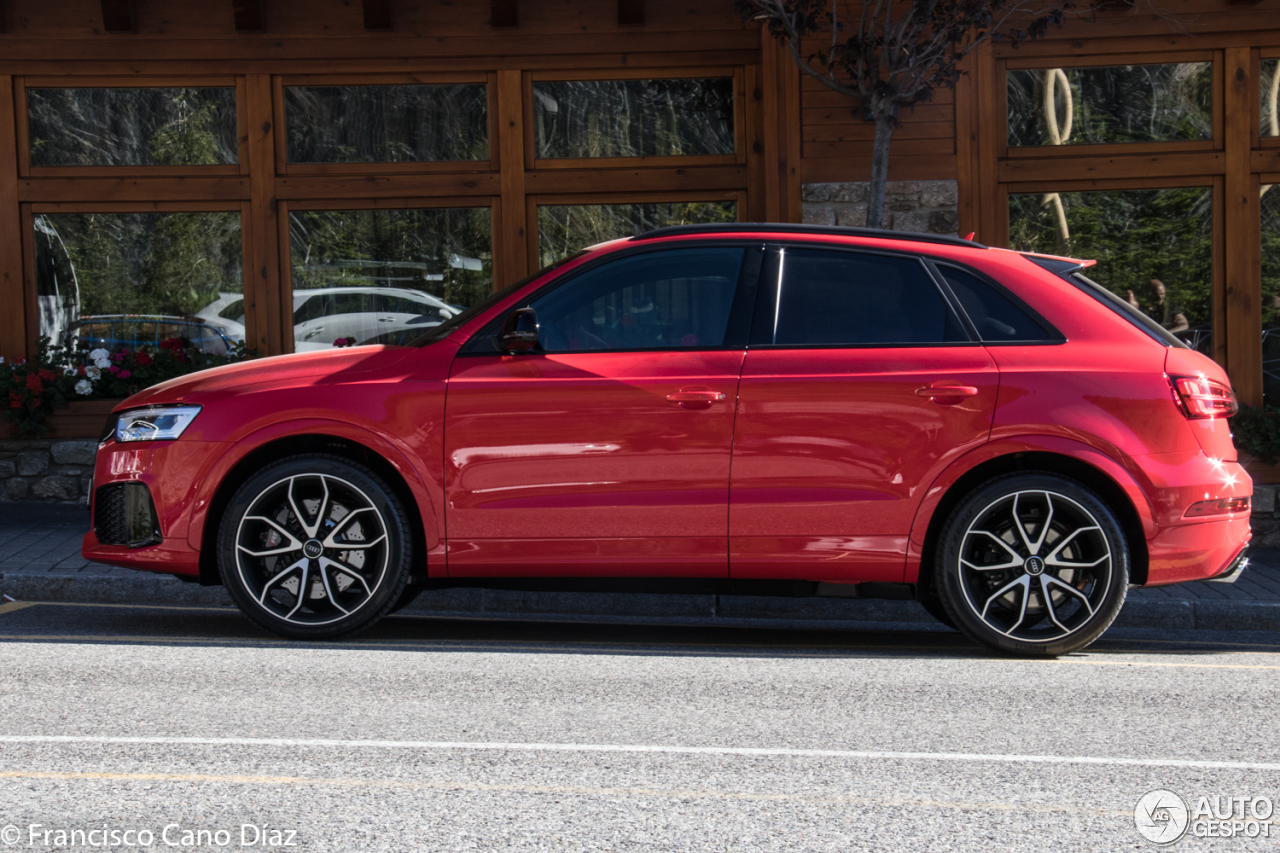 Audi Rs Q3 2015 18 June 2017 Autogespot