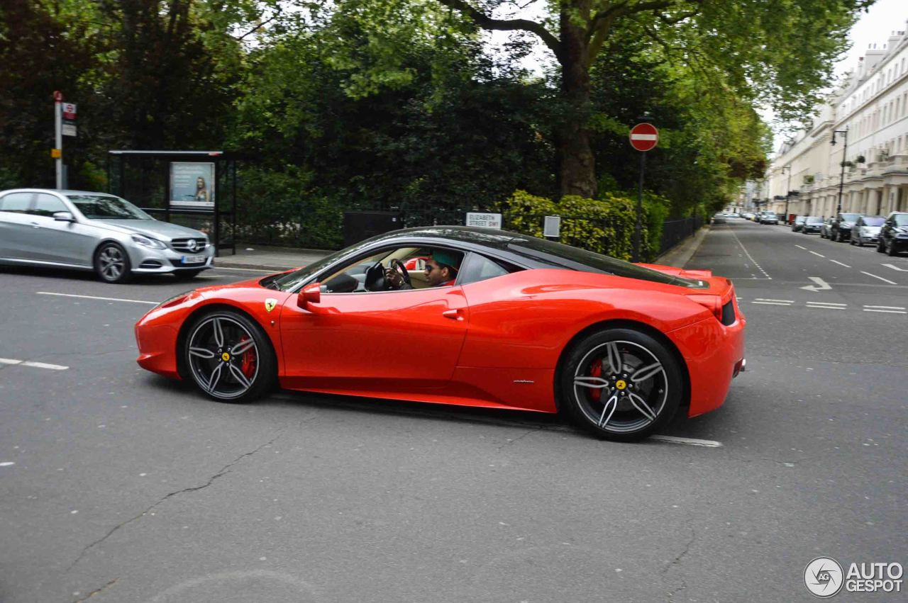 Ferrari 458 Italia - 18 June 2017 - Autogespot