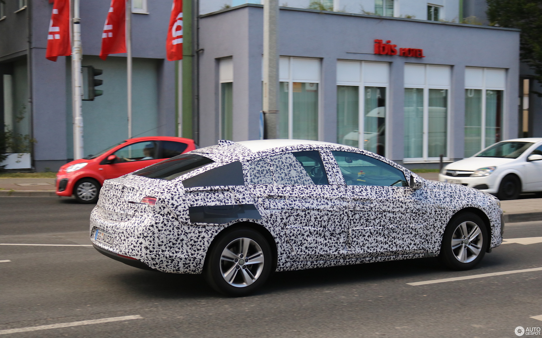 Opel Insignia 2017 18 June 2017 Autogespot