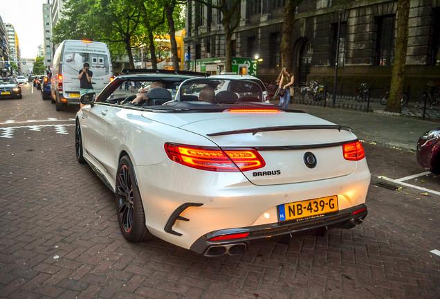 Mercedes-AMG Brabus S B63S-730 Convertible A217