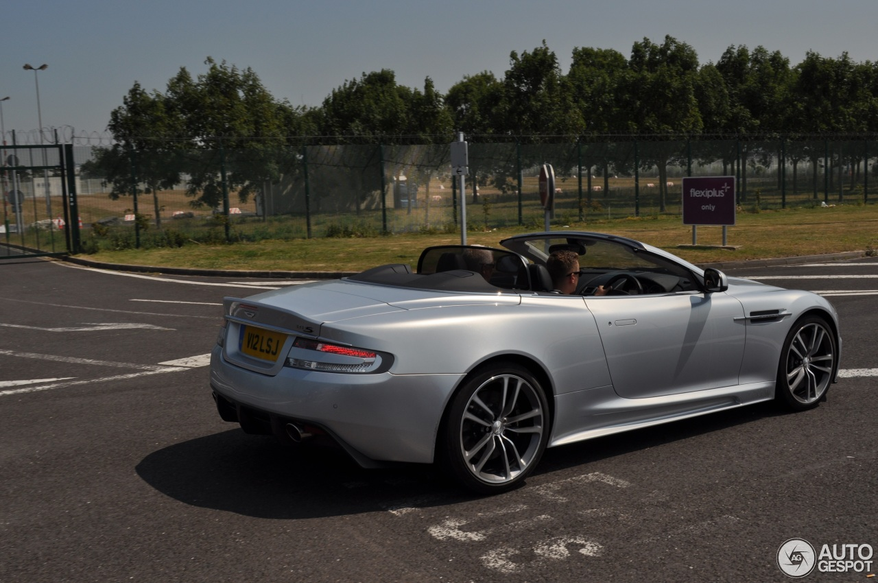 Aston Martin DBS Volante - 20 June 2017 - Autogespot