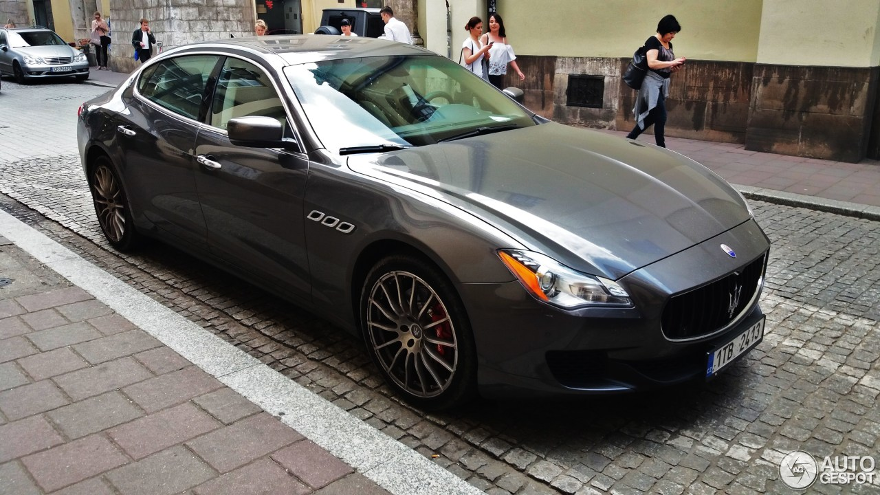 maserati quattroporte s q4 2013 20 june 2017 autogespot. Black Bedroom Furniture Sets. Home Design Ideas