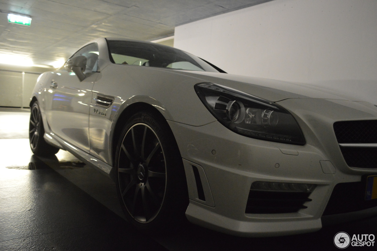 mercedes benz slk 55 amg r172 20 june 2017 autogespot. Black Bedroom Furniture Sets. Home Design Ideas