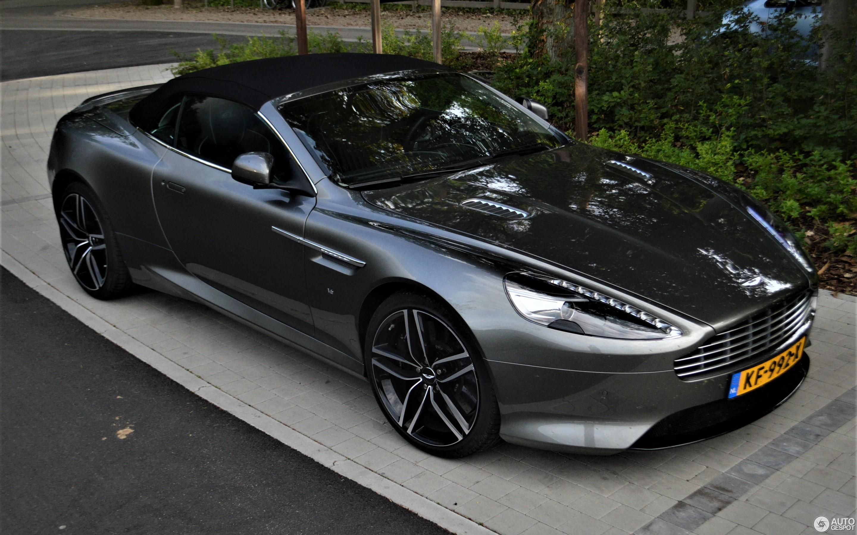 Aston Martin DB12 GT Volante 12 - 12 Juni 1217 - Autogespot | 2016 aston martin db9