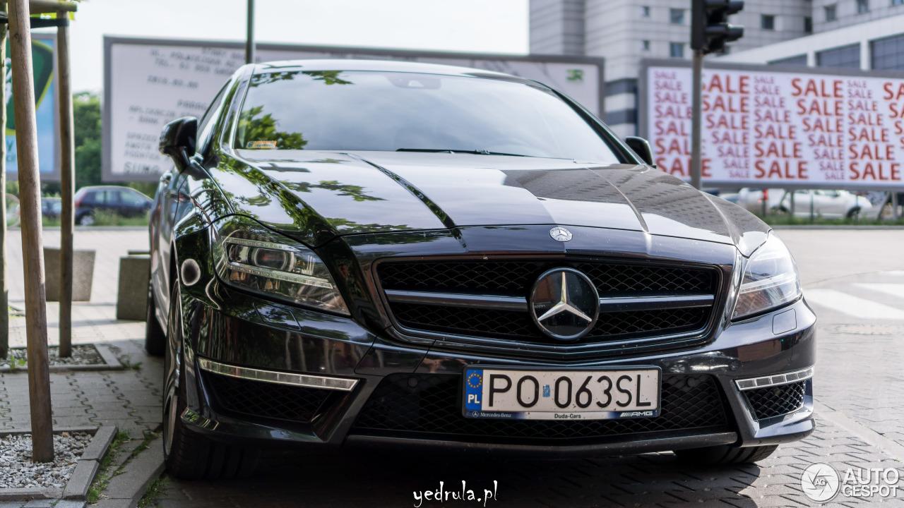 Mercedes benz cls 63 amg c218 21 czerwiec 2017 autogespot for 2017 amg cls 63 mercedes benz