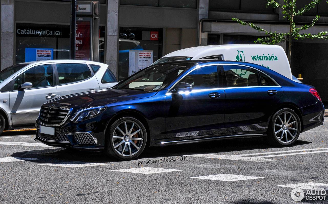 Mercedes benz s 65 amg v222 21 juin 2017 autogespot for 2017 amg s 65 mercedes benz
