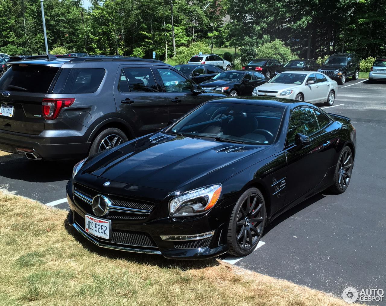Mercedes benz sl 65 amg r231 21 june 2017 autogespot for Mercedes benz 65 amg