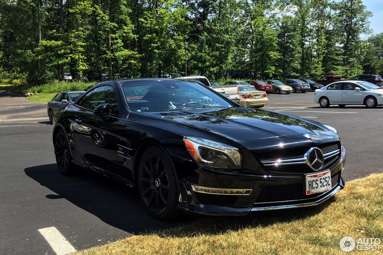 Mercedes Benz Sl 65 Amg R231 21 June 2017 Autogespot