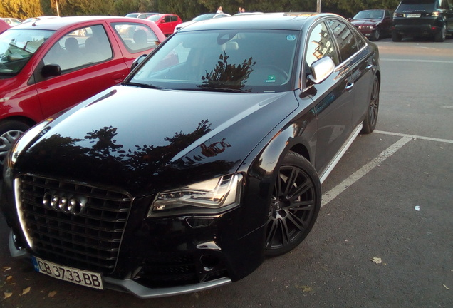 Audi Hofele Design S8 D4 2014