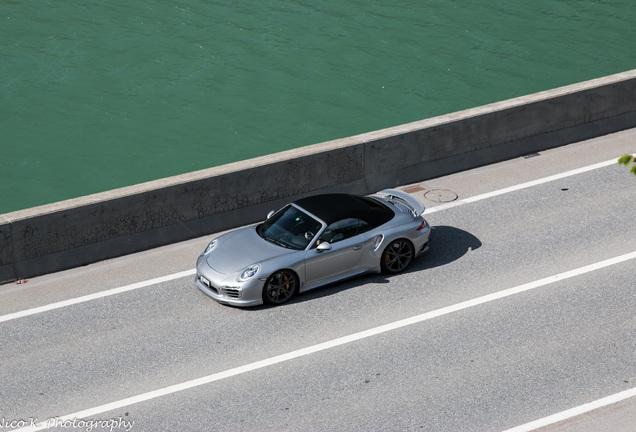 Porsche 991 Techart Turbo S Cabriolet