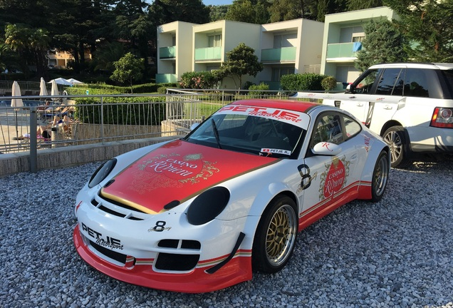 Porsche 997 GT3 RSR MkII