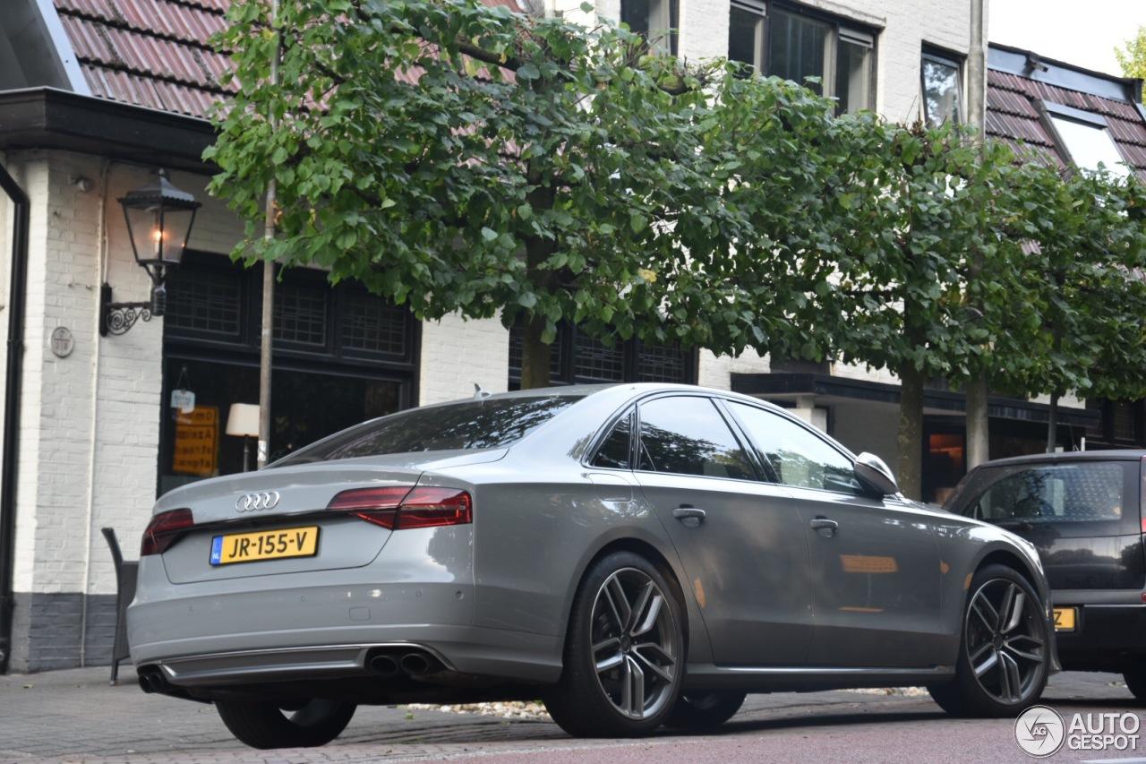 Audi S8 D4 2014 - 22 June 2017 - Autogespot