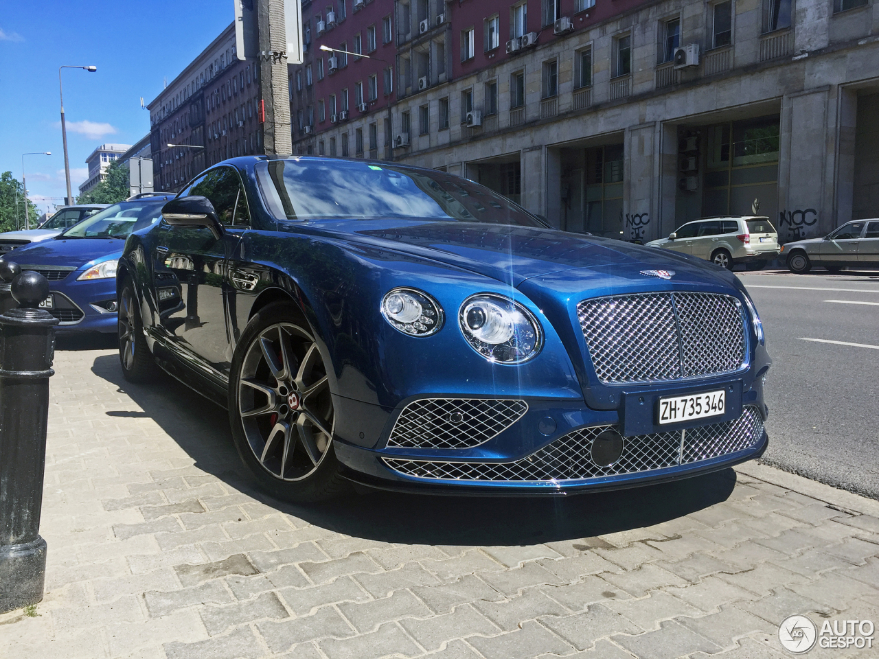 bentley continental gt v8 s 2016 22 juin 2017 autogespot. Black Bedroom Furniture Sets. Home Design Ideas