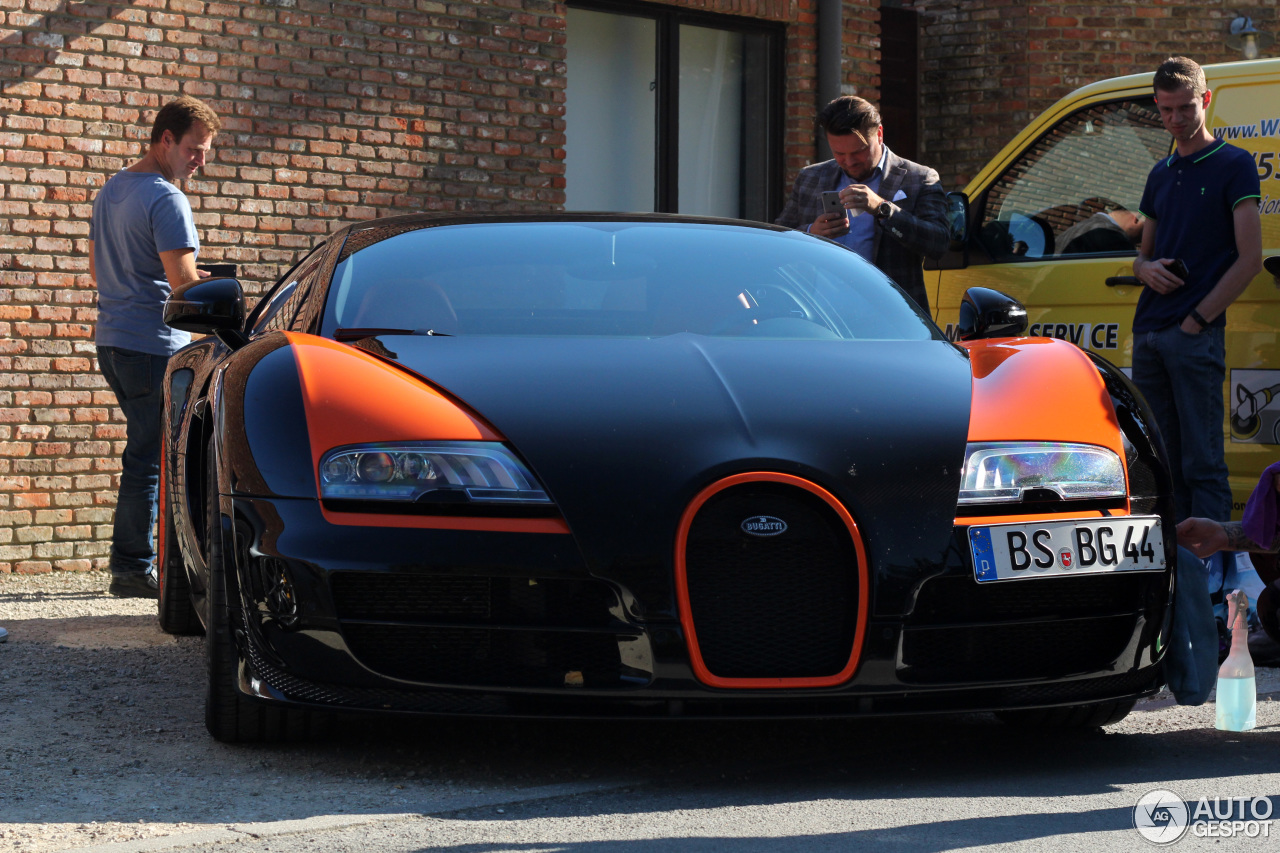 bugatti veyron 16 4 grand sport vitesse world record car edition 22 june 20. Black Bedroom Furniture Sets. Home Design Ideas
