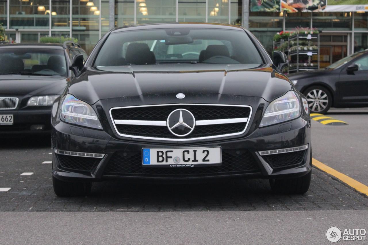 Mercedes benz cls 63 amg c218 22 juni 2017 autogespot for 2017 amg cls 63 mercedes benz