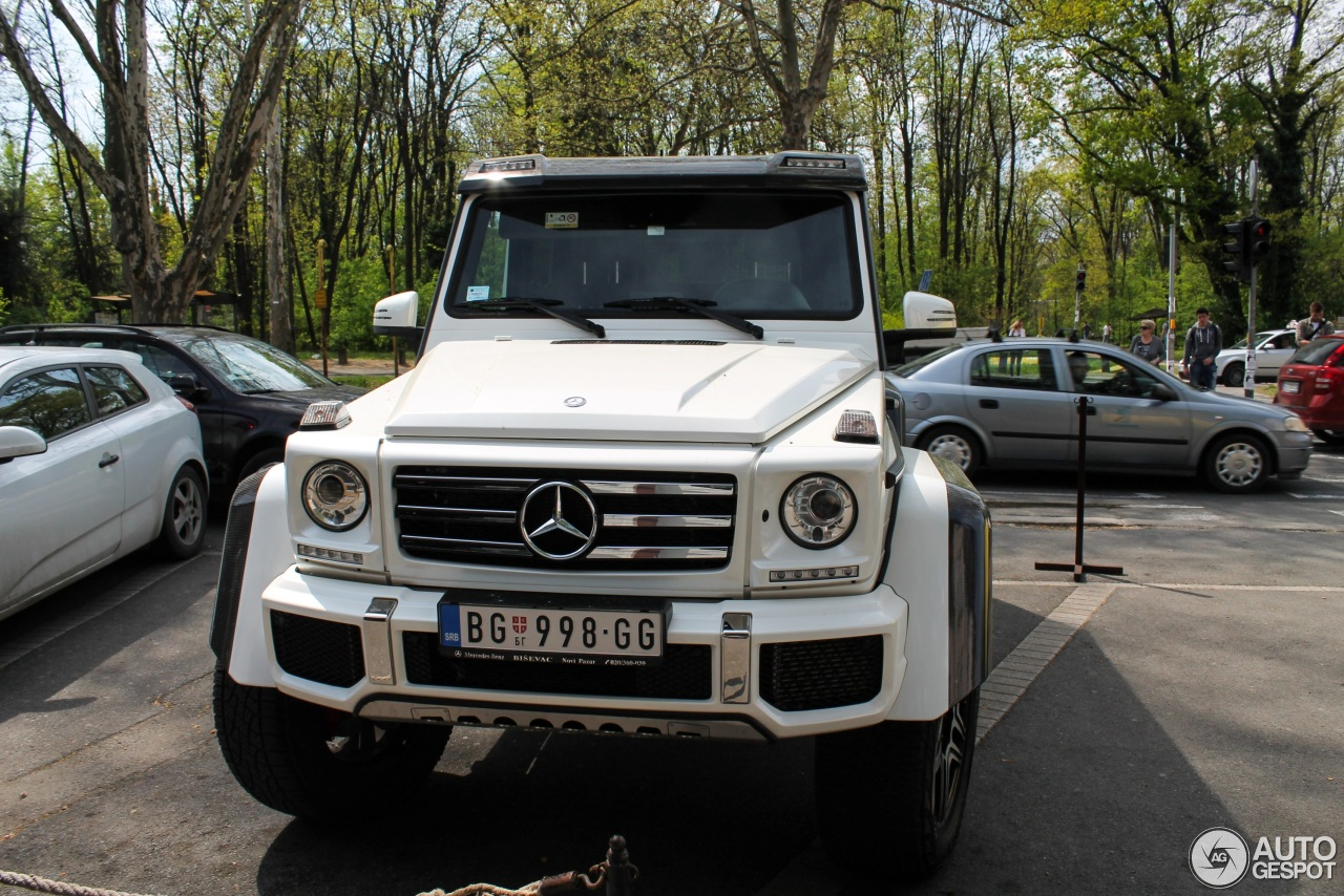 Mercedes benz g 500 4x4 22 june 2017 autogespot for Mercedes benz 500 2017
