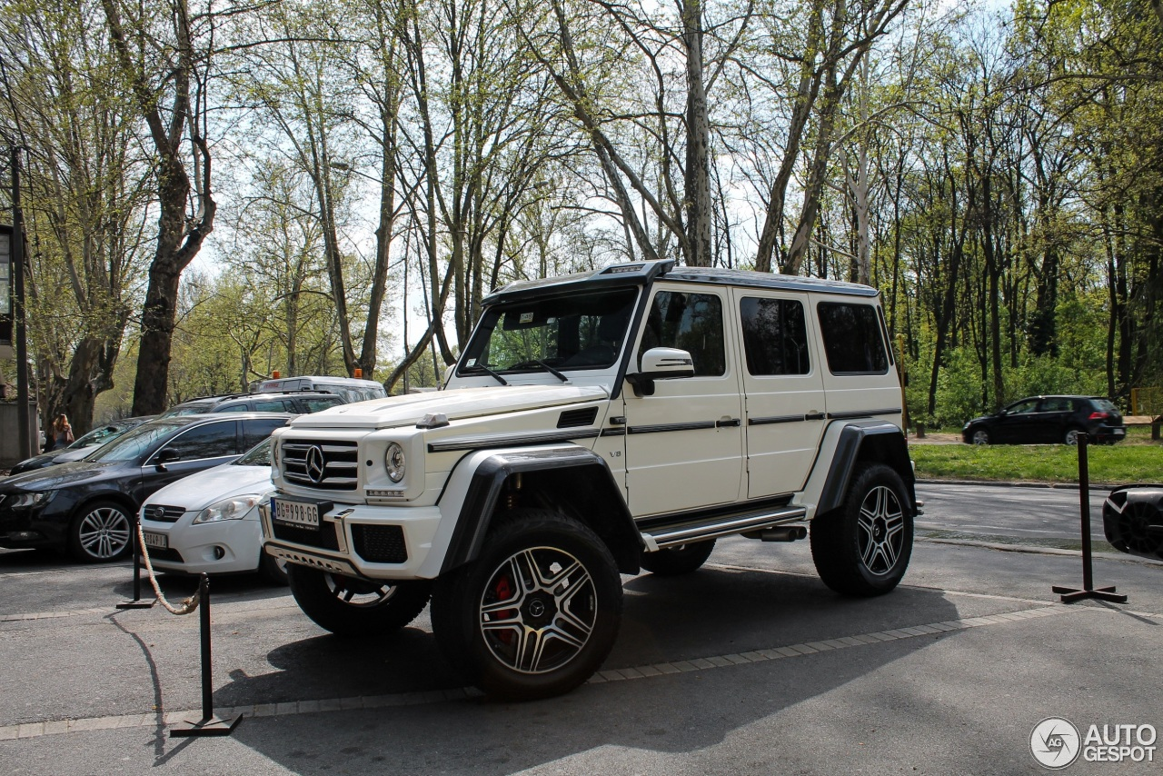 Mercedes benz g 500 4x4 22 june 2017 autogespot for Mercedes benz g 500