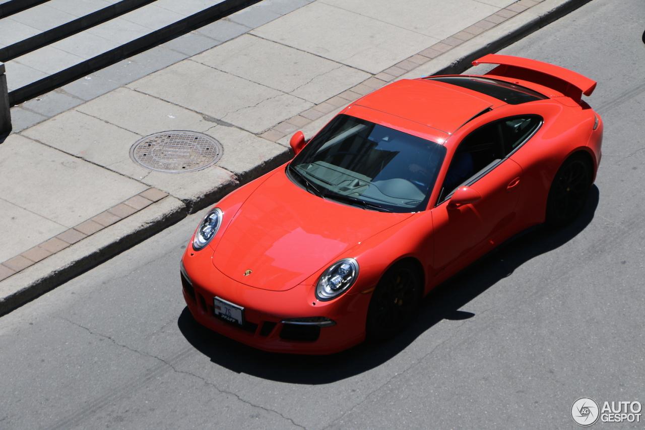 Porsche 991 Carrera Gts 22 June 2017 Autogespot