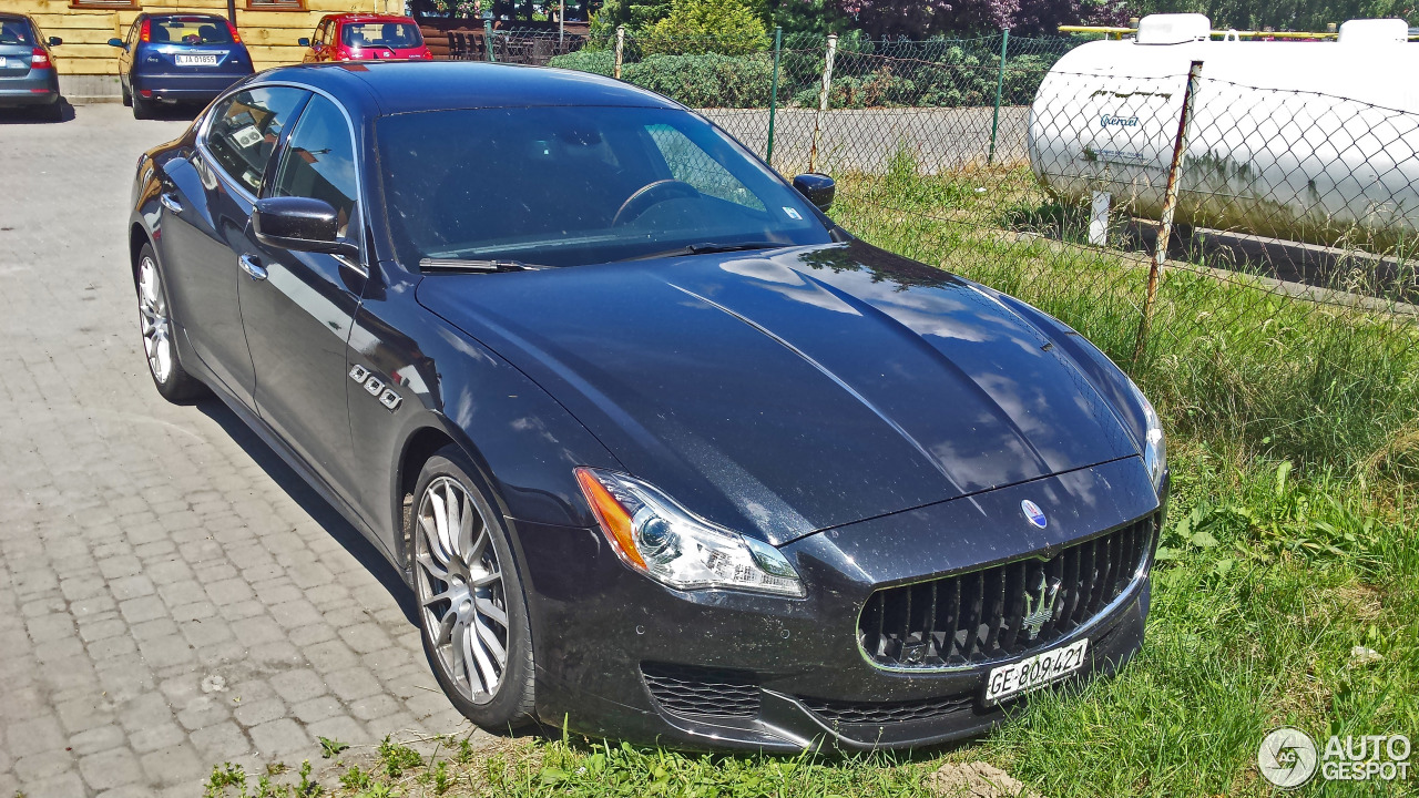 maserati quattroporte s q4 2013 23 czerwiec 2017. Black Bedroom Furniture Sets. Home Design Ideas