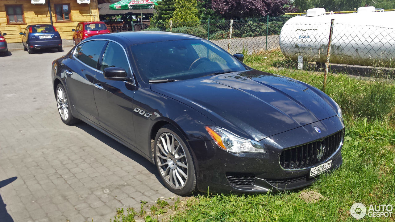 maserati quattroporte s q4 2013 23 june 2017 autogespot. Black Bedroom Furniture Sets. Home Design Ideas
