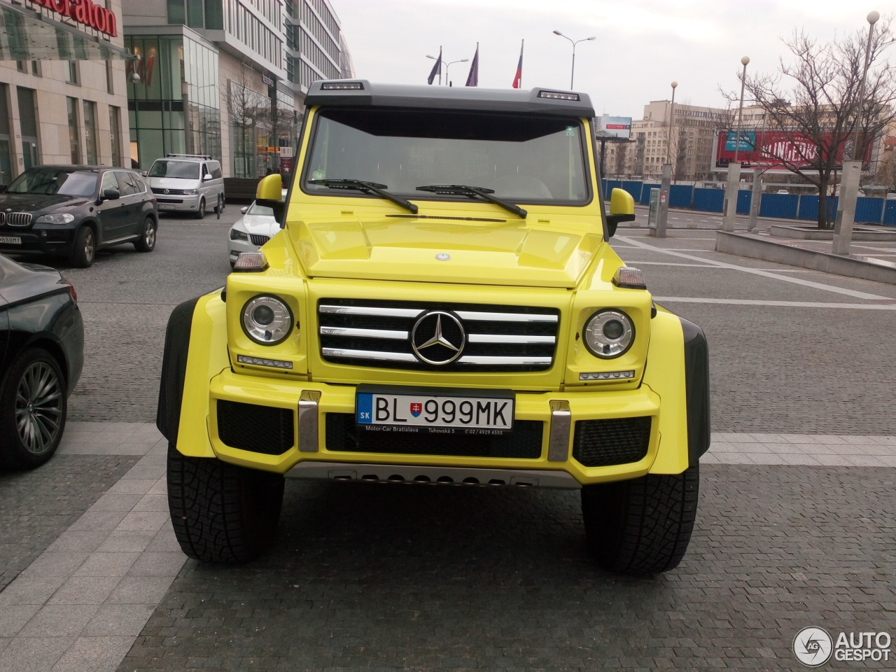 Mercedes benz g 500 4x4 23 june 2017 autogespot for Mercedes benz g 500