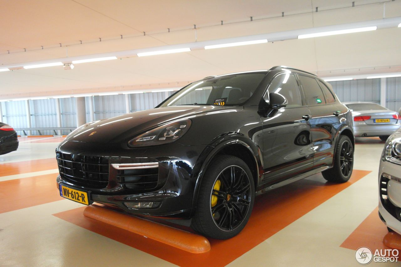 porsche 958 cayenne turbo s mkii 23 june 2017 autogespot. Black Bedroom Furniture Sets. Home Design Ideas