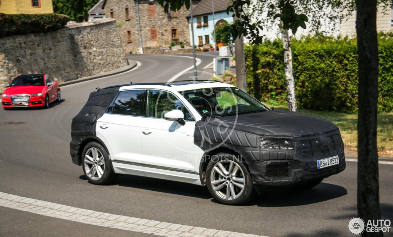 Volkswagen Touareg 2018 23 Juni 2017 Autogespot