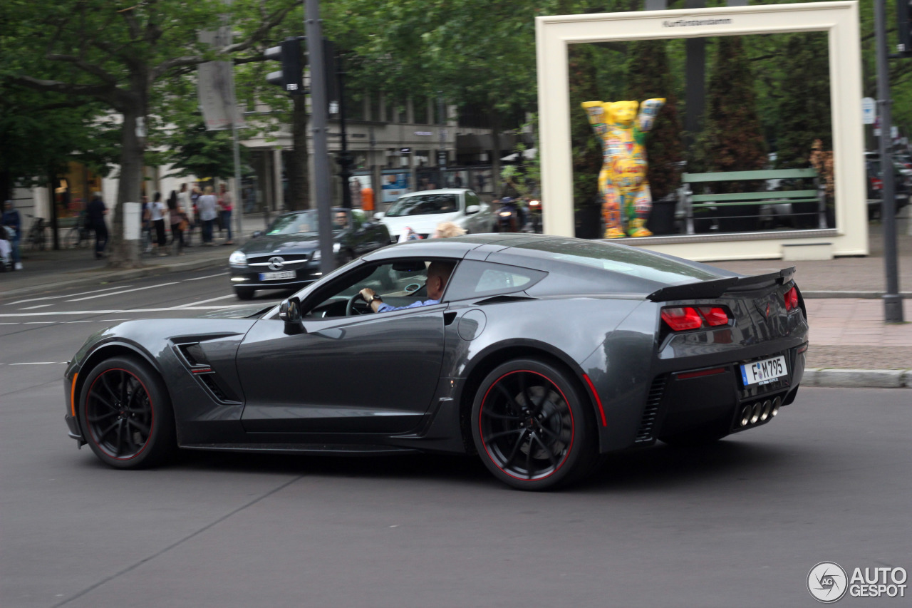chevrolet corvette c7 grand sport 24 june 2017 autogespot. Black Bedroom Furniture Sets. Home Design Ideas