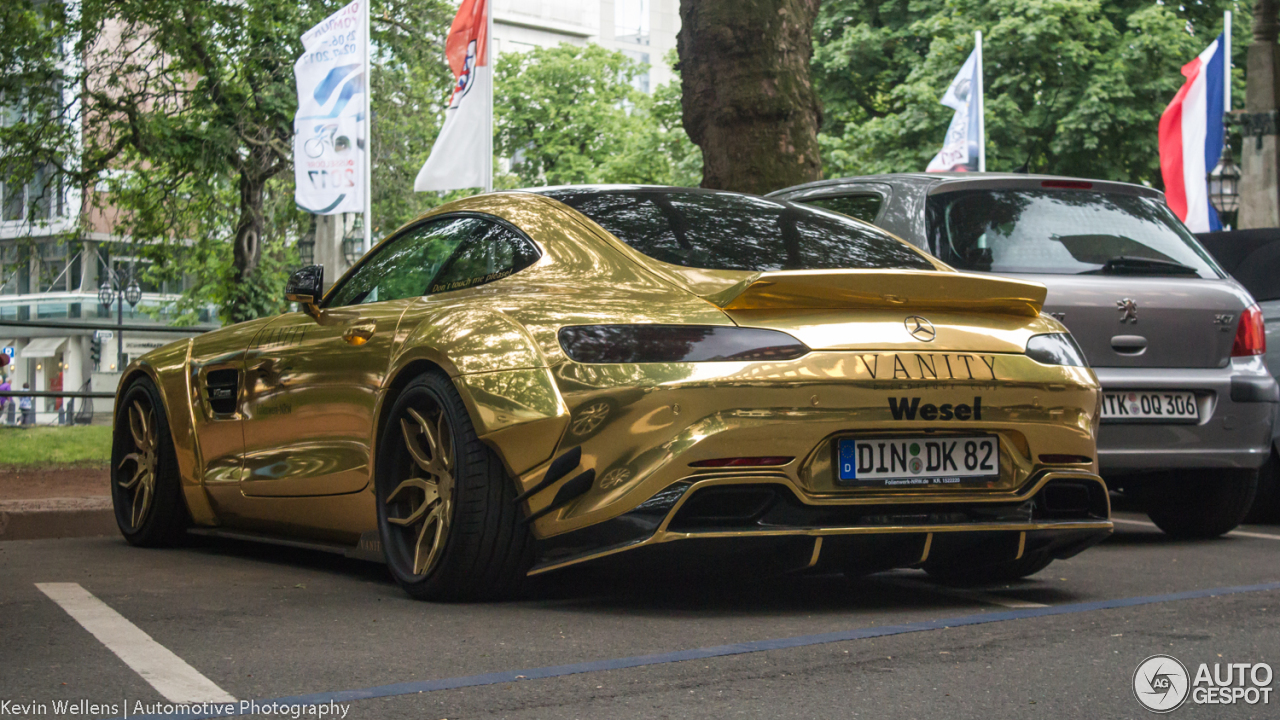 Mercedes-AMG GT S обзор