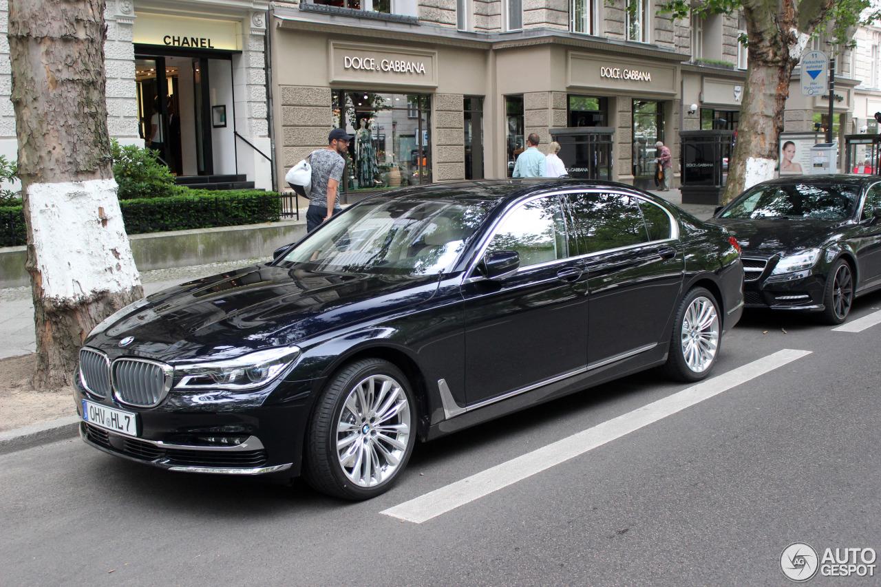 4 I BMW M760Li XDrive