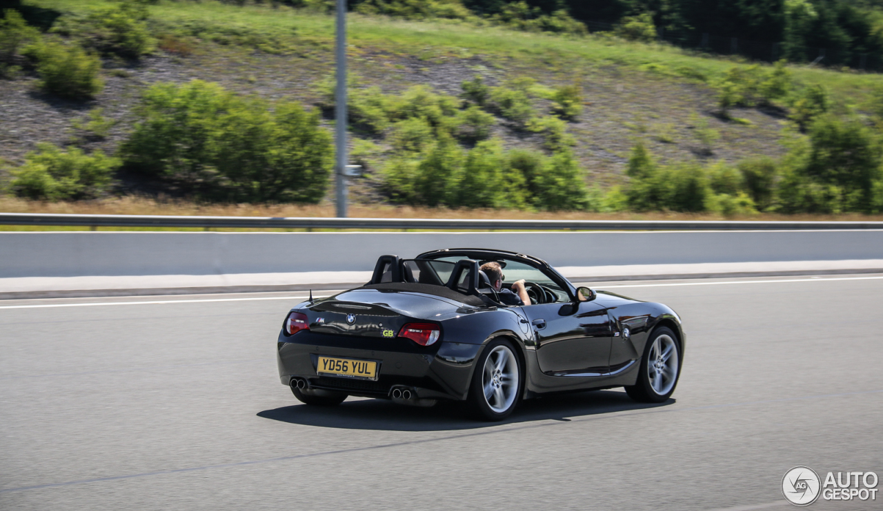 Bmw Z4 M Roadster 25 June 2017 Autogespot