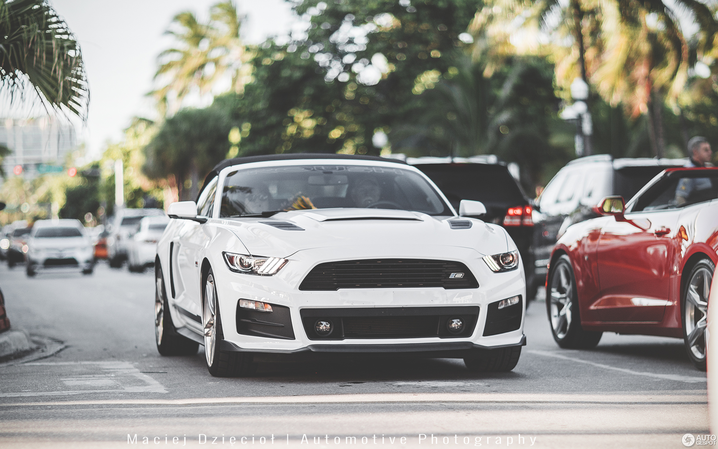 ford mustang roush stage 2 convertible 2015 25 june 2017 autogespot