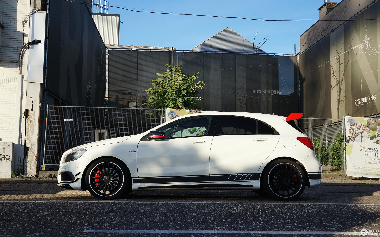 Mercedes Benz A 45 Amg Edition 1 25 June 2017 Autogespot