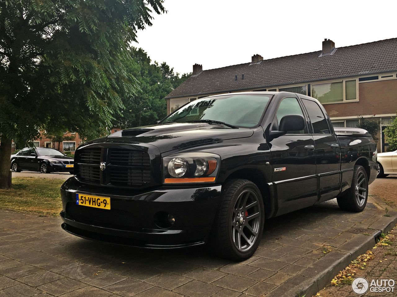dodge ram srt 10 quad cab night runner 26 june 2017 autogespot. Black Bedroom Furniture Sets. Home Design Ideas