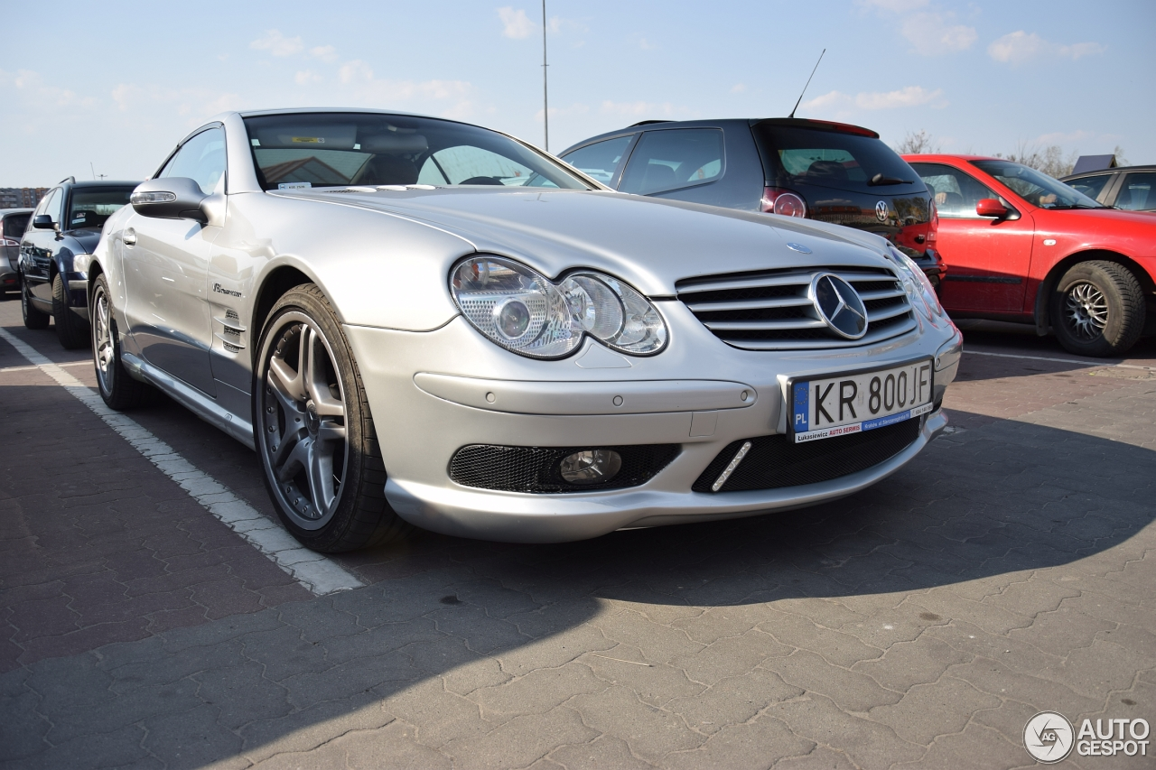 Mercedes benz sl 55 amg r230 26 juin 2017 autogespot for Mercedes benz 230 2017
