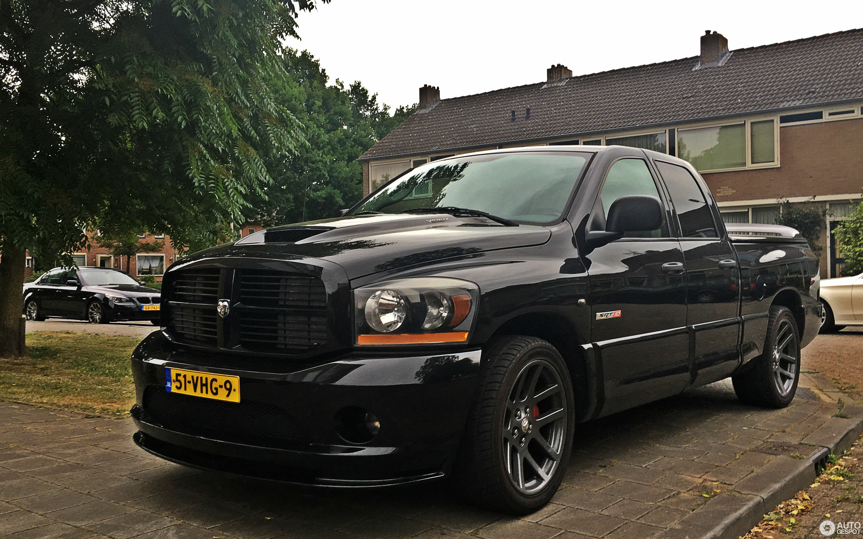 Dodge Ram Srt 10 Quad Cab Night Runner 26 June 2017 Autogespot