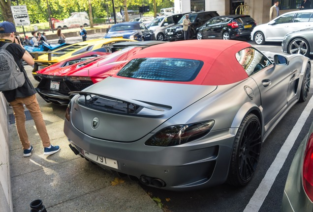 Mercedes-Benz Hamann Hawk SLS AMG Roadster
