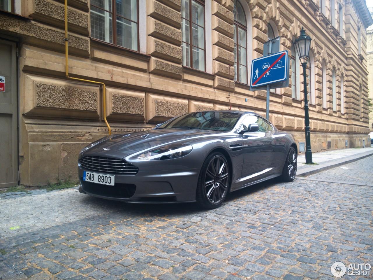 Aston Martin Dbs 27 June 2017 Autogespot