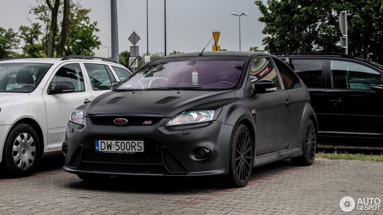 ford focus rs 500 27 june 2017 autogespot. Black Bedroom Furniture Sets. Home Design Ideas
