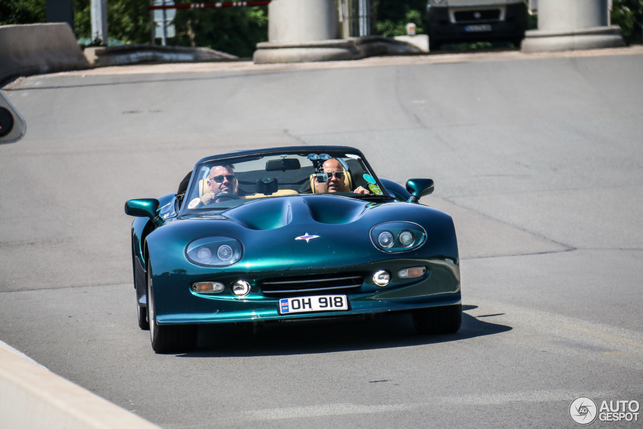 Marcos Mantis Quad Cam V8 Spyder - 27 June 2017 - Autogespot