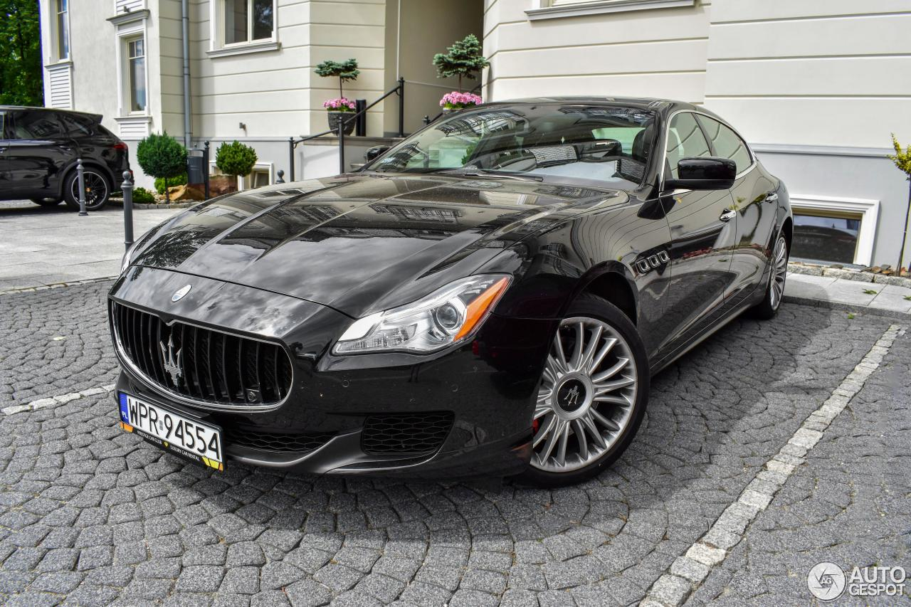 maserati quattroporte s q4 2013 27 june 2017 autogespot. Black Bedroom Furniture Sets. Home Design Ideas