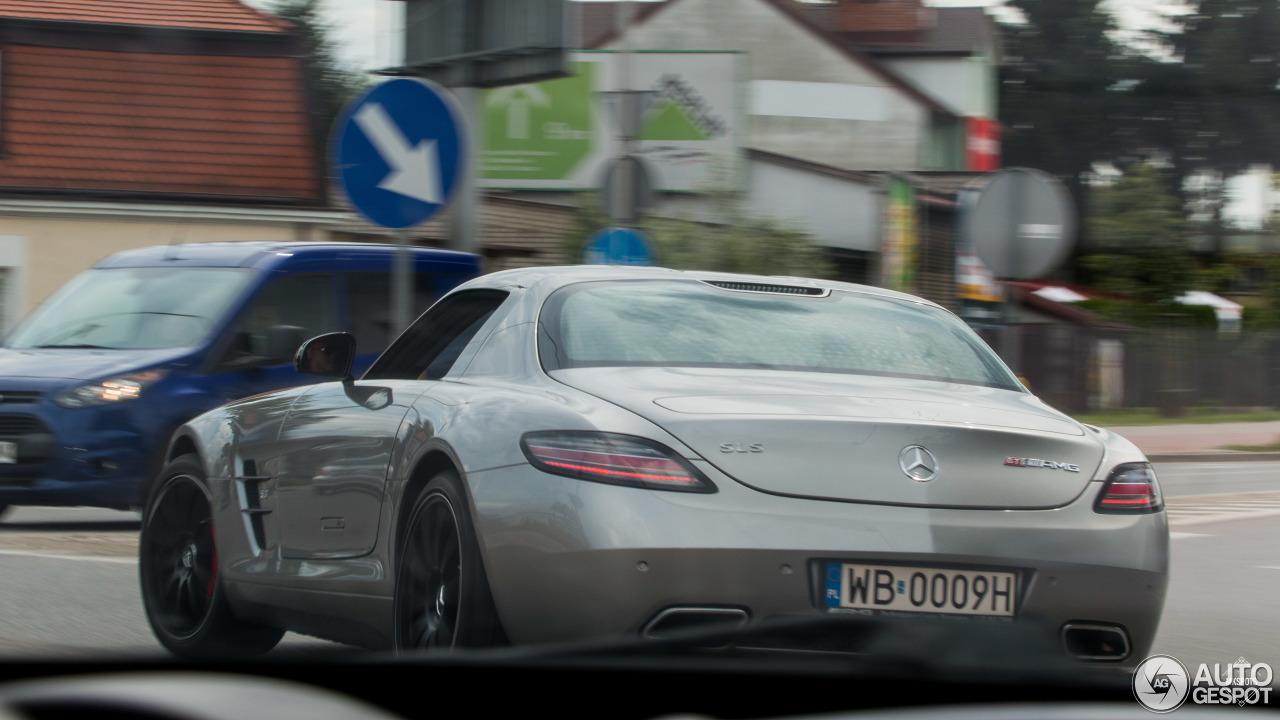 Mercedes Benz Sls Amg Gt 27 June 2017 Autogespot
