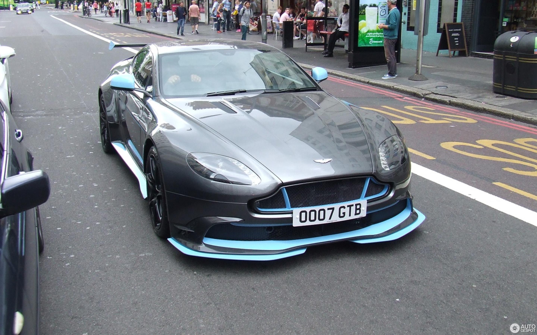 Aston Martin Vantage Gt8 27 June 2017 Autogespot