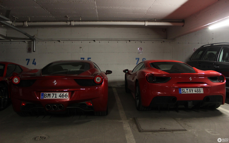 Ferrari 488 Gtb 27 Juni 2017 Autogespot