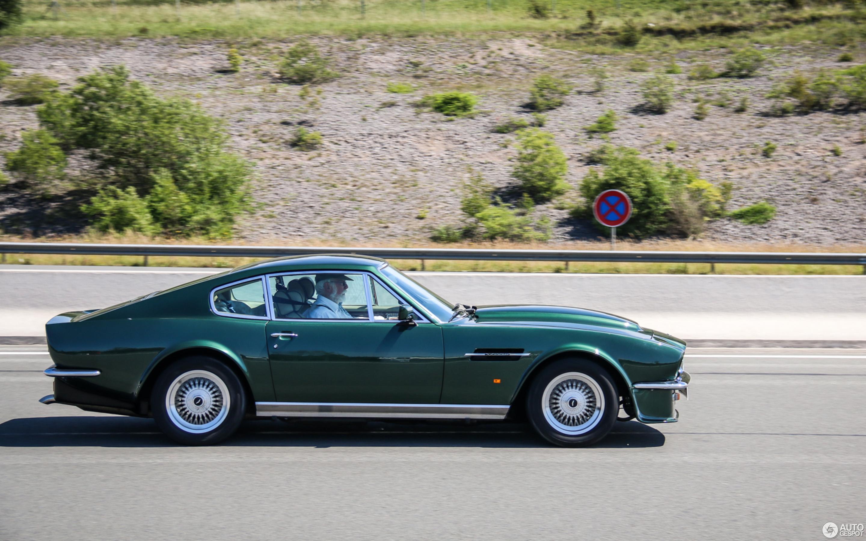 Aston Martin V8 Vantage 1977-1989 - 28 June 2017