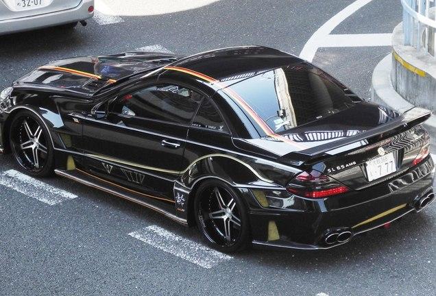 Mercedes-Benz Vitt Performance Squalo