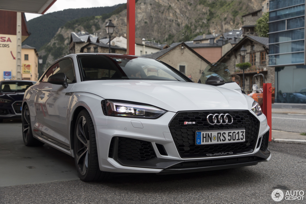 Audi Rs5 B9 29 June 2017 Autogespot