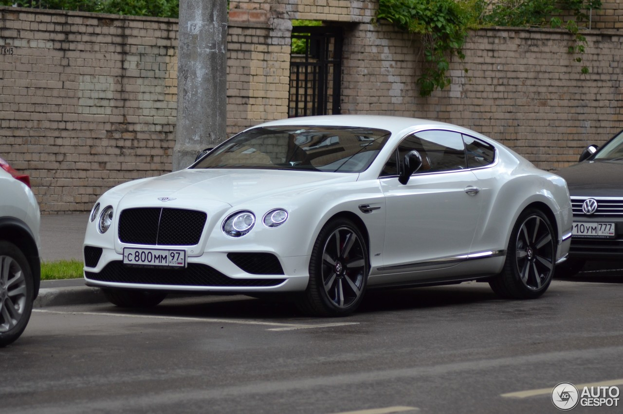 bentley continental gt v8 s 2016 29 june 2017 autogespot. Black Bedroom Furniture Sets. Home Design Ideas