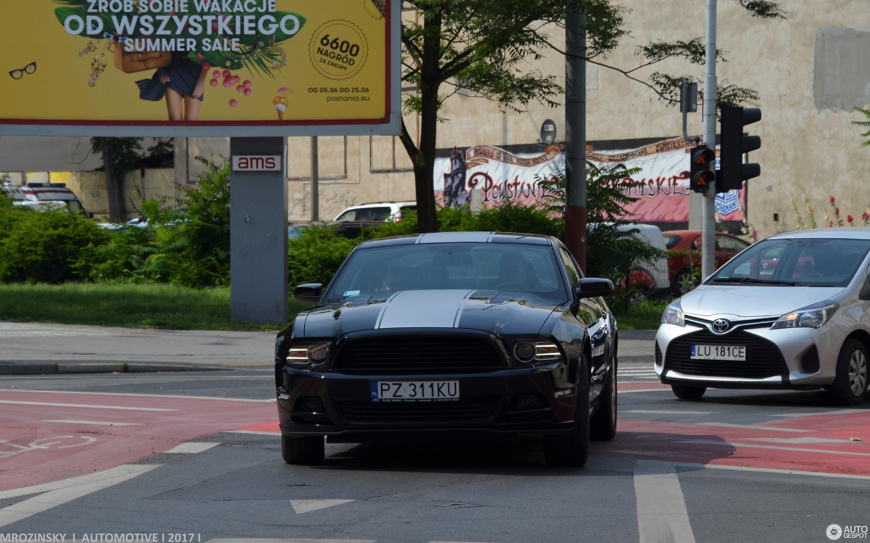 Ford Mustang GT 2013 29 Juni 2017 Autogespot